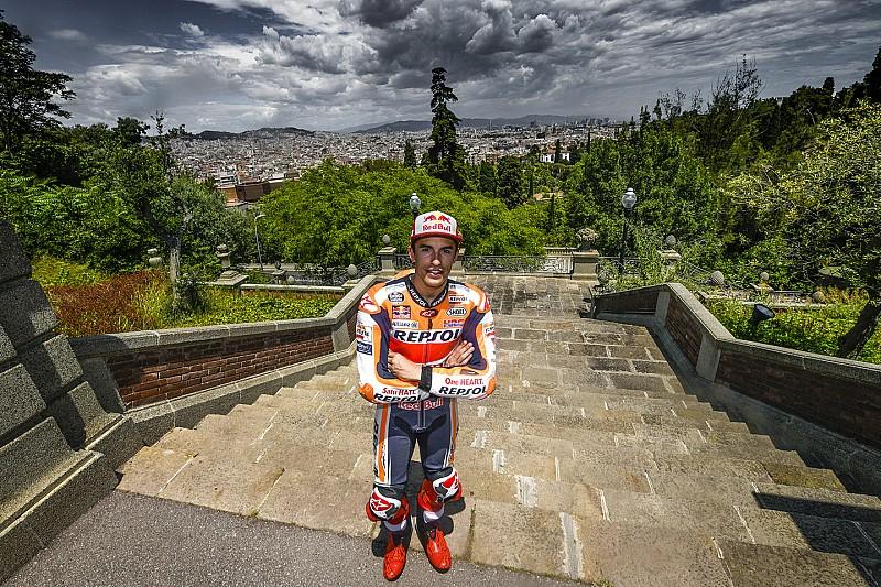 """Max Biaggi: Marc Marquez' MotoGP-Saison bislang eine """"Acht"""""""