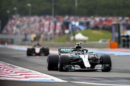 GP de France : les vitesses de pointe