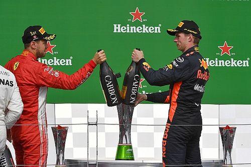 Con el premio de Canadá, Vettel iguala a Verstappen como 'Piloto del día'