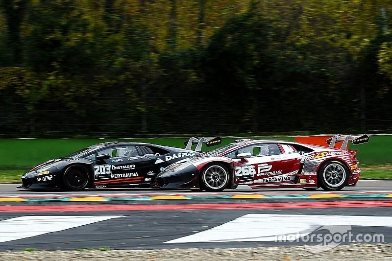 Fotogallery: le Qualifiche del Lamborghini Super Trofeo a Imola