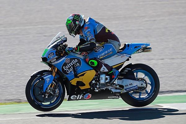 GALERI: Aksi para rookie MotoGP dalam tes Valencia