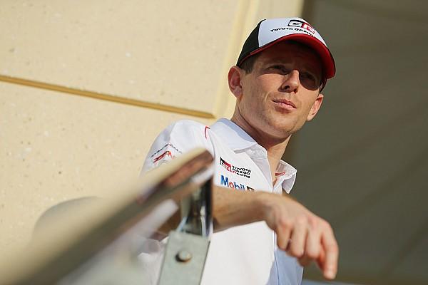 WEC Davidson broke toe on way to Bahrain WEC victory