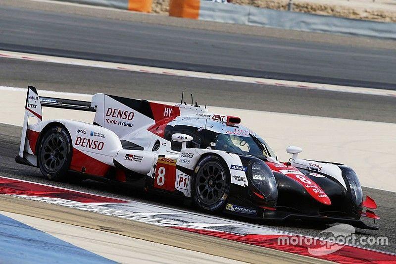 Alonso egy intenzív tesztprogramot teljesített a Toyotával
