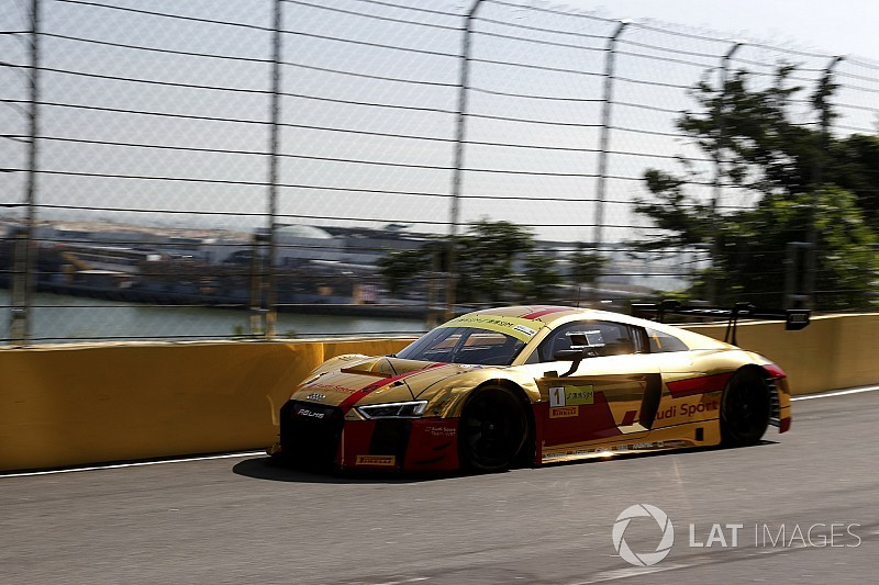 FIA GT World Cup Macau: Frijns bovenaan in tweede training