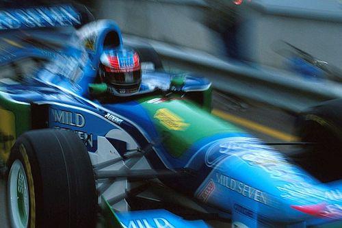 Az 51 éves Michael Schumacher F1-es rajtelsőségeiről