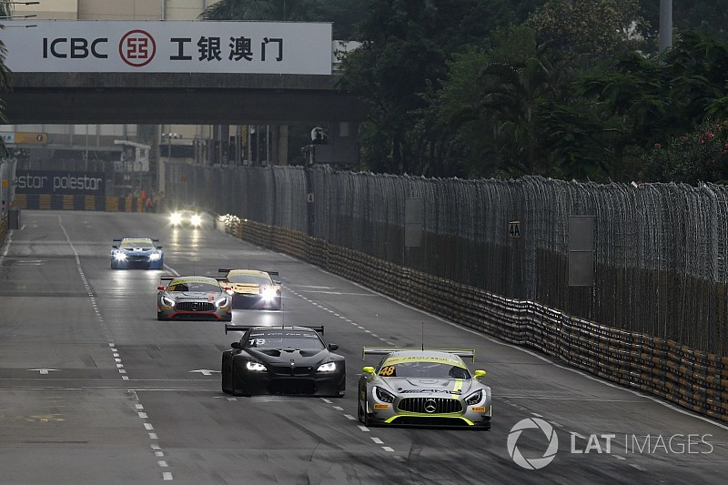 FIA reveals format for new GT Nations Cup