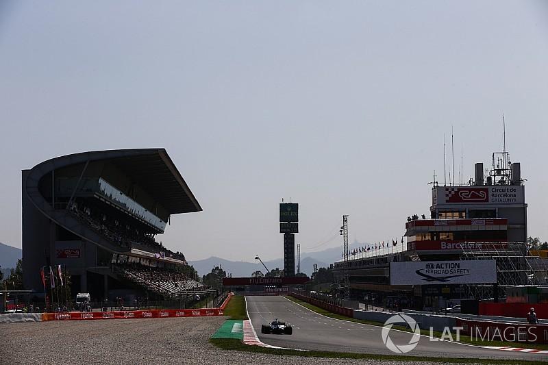 【動画】F1スペインGPフリー走行3回目ハイライト