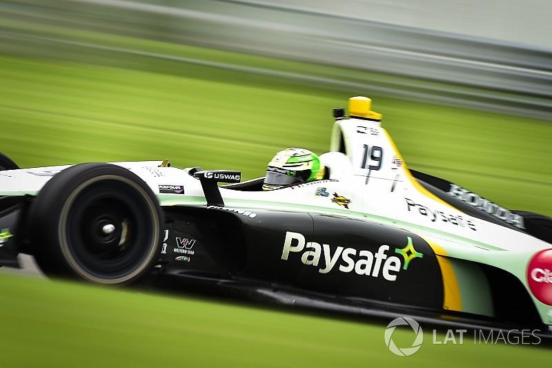 Claman De Melo sostituisce l'infortunato Fittipaldi alla Indy 500