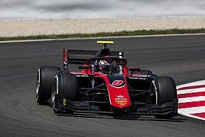 Russell gana la carrera feature en la F2 en España