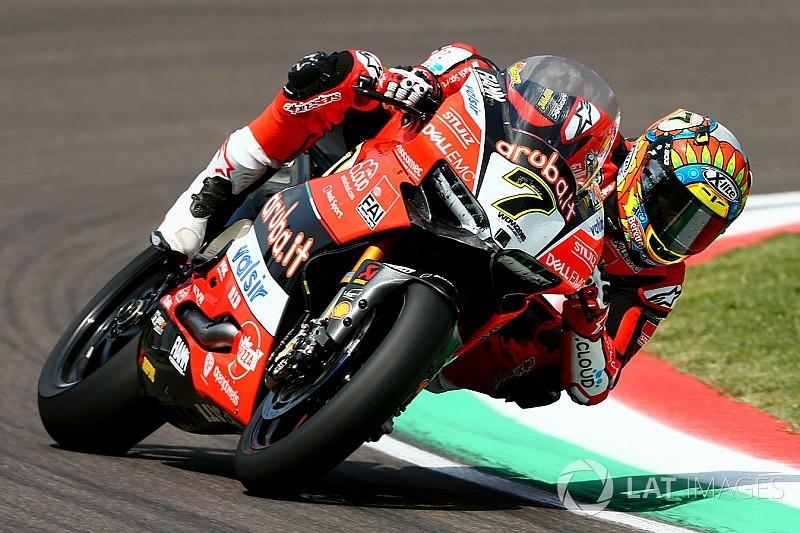 Ducati, Davies vuole cogliere la prima vittoria della carriera a Donington