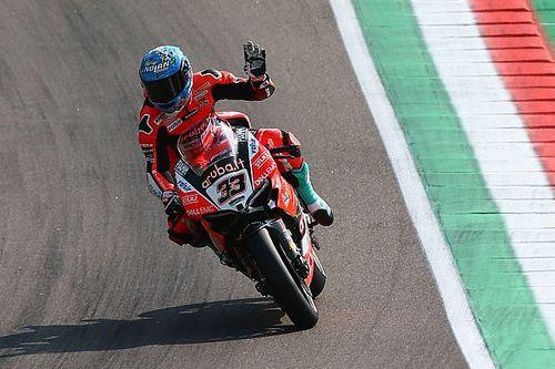 """Melandri: """"La Ducati ha fatto passi avanti, ma la Kawasaki di più!"""""""