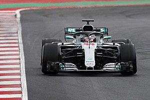 Formel-1-Test Barcelona: Hamilton & Mercedes klar voran