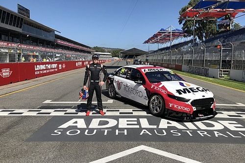 Supercars debut a 'childhood dream' for Stanaway