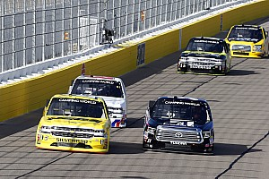 NASCAR Truck Preview Five things to watch for in Friday's Truck race at Las Vegas