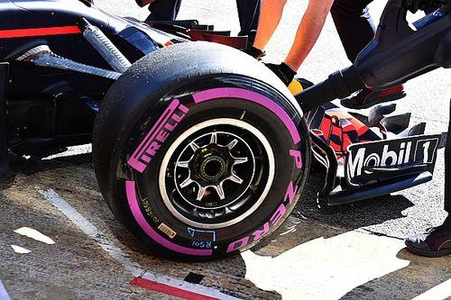 Pirelli nominiert Reifenmischungen für Europa-Auftakt der Formel 1