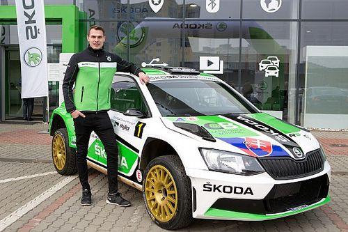 Martin Koči è la scommessa di ŠKODA Slovakia per l'ERC Junior U28