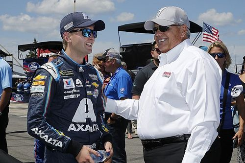 "William Byron: Addition of Chad Knaus is ""a huge honor and blessing"""