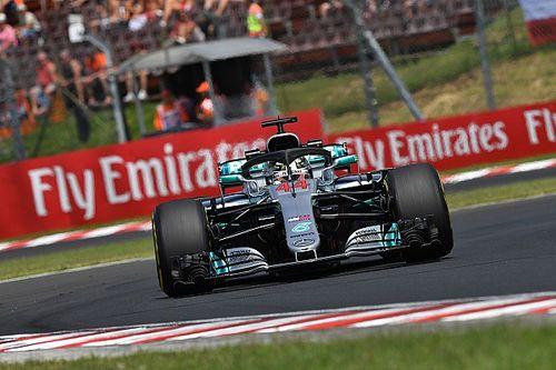 Хэмилтон выиграл в Венгрии, Боттас врезался в Феттеля и Риккардо под конец гонки