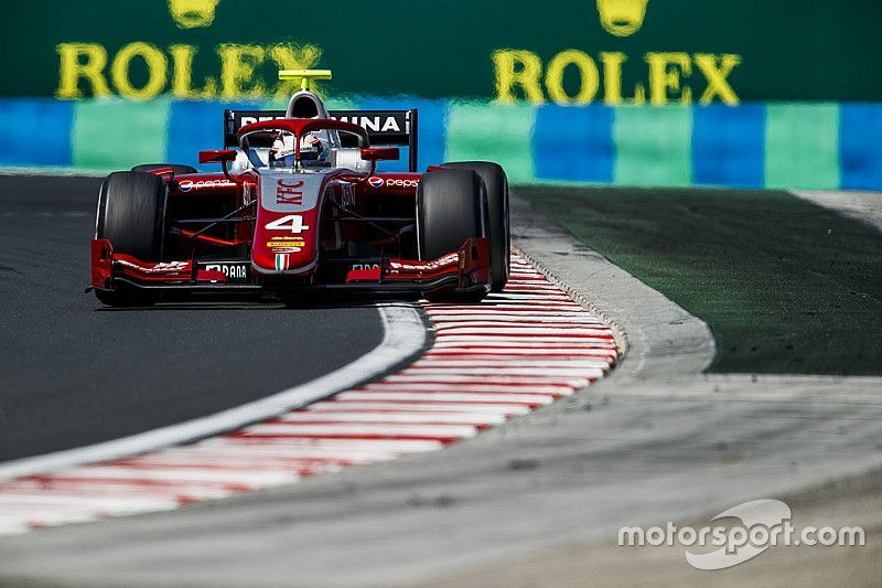 Spa F2: De Vries takes dominant maiden pole