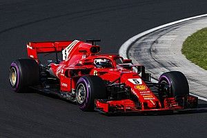 "Ferrari still has ""a lot to unleash"" with 2018 car - Vettel"