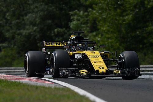 Formel-1-Test: Technikprobleme bei Mercedes und Renault