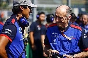 Toro Rosso, Macaristan testinin verimli geçtiğini düşünüyor