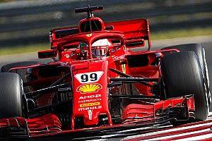 Tes Hungaroring: Giovinazzi pimpin sesi pagi, Gelael uji ban Pirelli