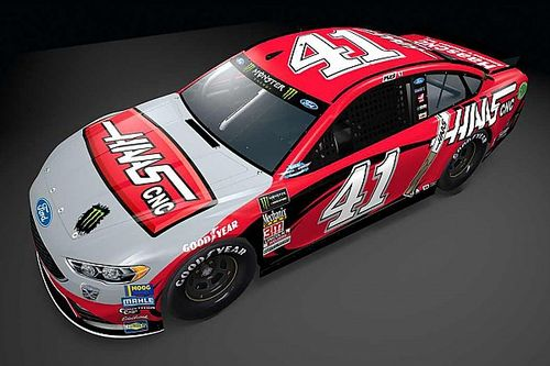 Kurt Busch's Darlington throwback scheme revealed