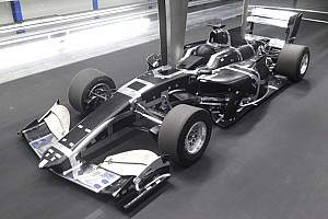 New Super Formula car completes wind tunnel tests