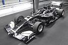 Super Formula New Super Formula car completes wind tunnel tests