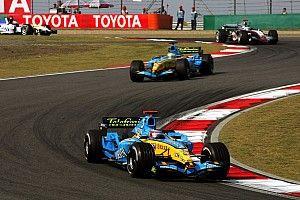 Cuando Alonso llevó a Renault a la cima de la F1