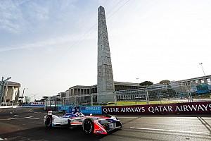 Formula E Sıralama turları raporu Roma ePrix: Rosenqvist rahat şekilde pole'de!