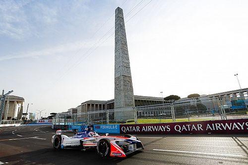Rosenqvist voa e conquista pole em Roma; Di Grassi é 6º