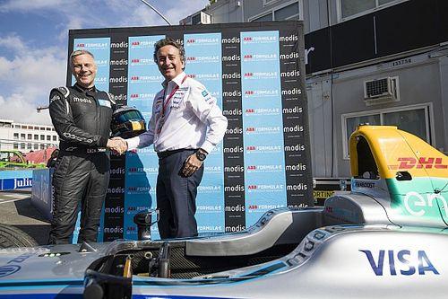 La Modis diventa official partner della Formula E