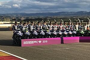 World Superbike Breaking news Kalender World Supersport 300 musim 2018
