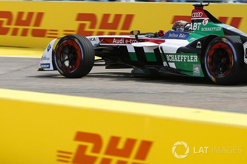 Un'apoteosi Audi Sport nell'ePrix di Berlino