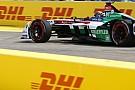 フォーミュラE ベルリンePrix決勝:アプト盤石の走りで母国レース制圧。アウディ1-2