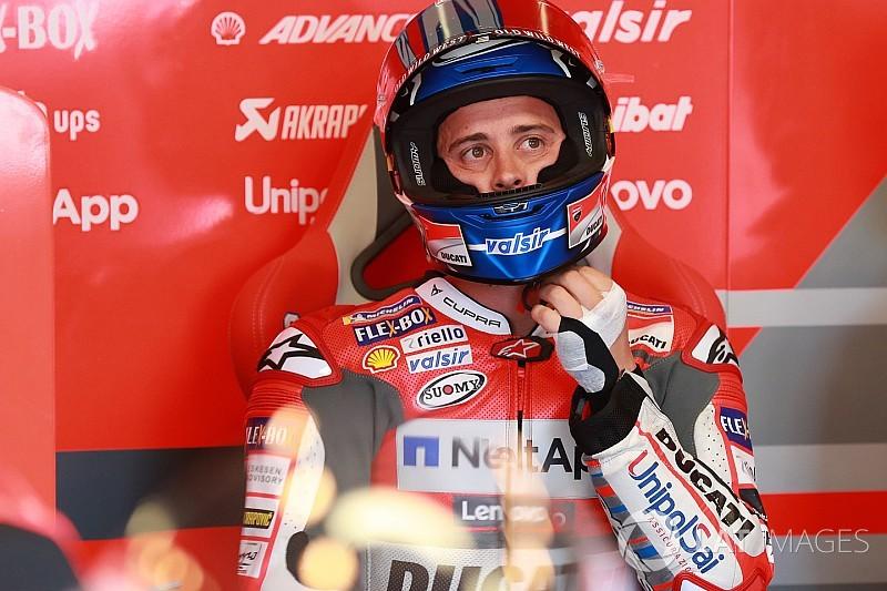 Dovizioso őszintén elgondolkodott, hogy elhagyja a Ducatit