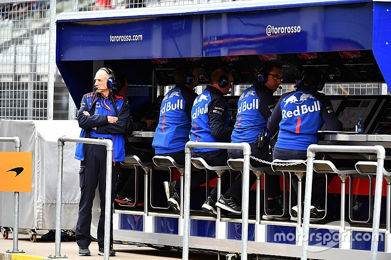 Toro Rosso: Дякуємо, Брендоне!