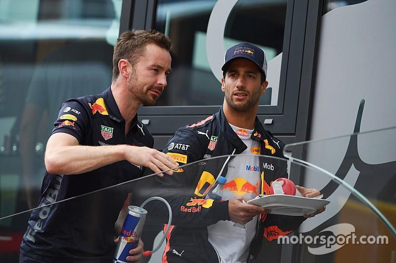 Hulkenberg: Ricciardo'nun sahip olduğu bilgiler Renault'ya yardımcı olabilir