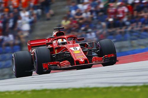 """Vettel : """"La deuxième fois d'affilée que nous sommes loin"""""""
