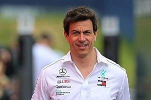 Mercedes-Motorsportchef Toto Wolff von Audi-Absturz überrascht