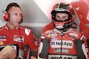 """Lorenzo : """"Je ne sais pas si j'arriverai à enfiler ma botte"""""""