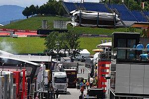 Ezzel az 5 intézkedéssel biztosítja az F1 a futamok biztonságos megtartását