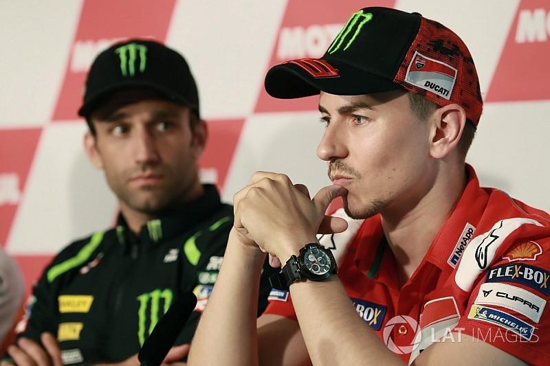 """Lorenzo : """"On n'a gagné que deux courses, on a encore tout à prouver"""""""