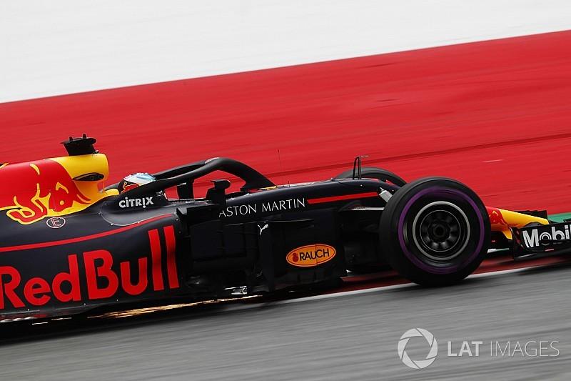 Ricciardo troublé par le faible écart entre les gommes