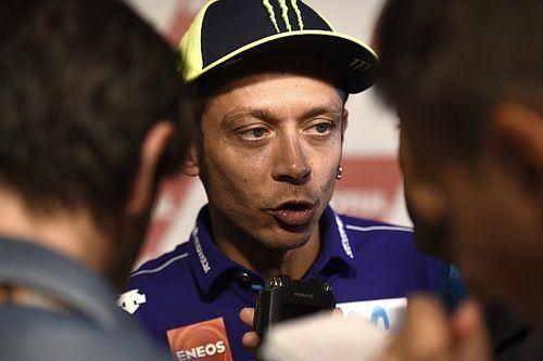 """Rossi : """"Il faut comprendre à quel point Yamaha a envie de gagner"""""""