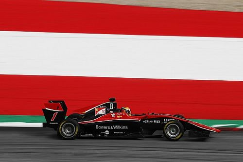 Red Bull Ring GP3: Ilott wins as Mazepin hits Hubert