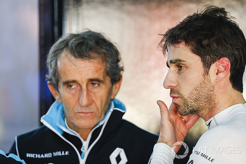 Alain Prost deja la Fórmula E y se centrará en Fórmula 1