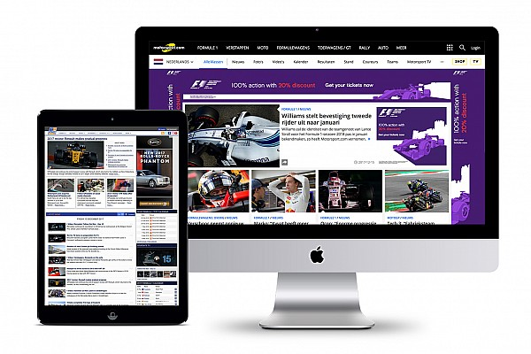 Speciale Motorsport.com Motorsport.com acquisisce l'olandese GPUpdate.net